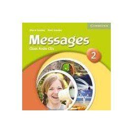 Messages 2 Class Audio CDs