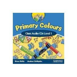 Primary Colours 1 Class Audio CDs