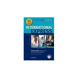 International Express Interactive Edition 2007 Elementary Students Book + DVD-ROM