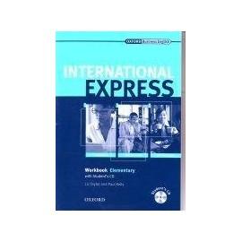 International Express Interactive Edition 2007 Elementary Workbook + CD