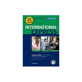 International Express Interactive Edition 2007 Intermediate Student's Book + DVD-ROM