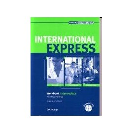International Express Interactive Edition 2007 Intermediate Workbook with key + CD