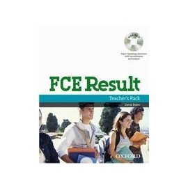 FCE Result Teacher's Book + DVD