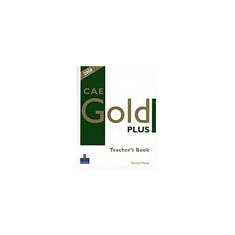 CAE Gold PLUS Teacher's Resource Book Longman 9781405848664