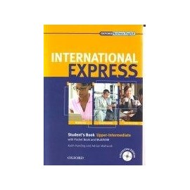 International Express Interactive Edition 2007 Upper-intermediate Student's Book (with Pocket Book) + DVDROM