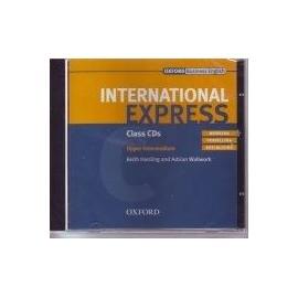 International Express Interactive Edition 2007 Upper-intermediate Class Audio CDs