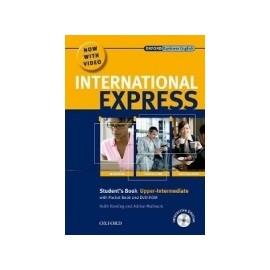 International Express Interactive Edition 2007 Upper-intermediate Teacher's Resource Book + DVD-ROM