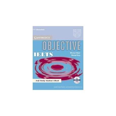Objective IELTS Intermediate Self-study Student's Book + CD-ROM Cambridge University Press 9780521608855