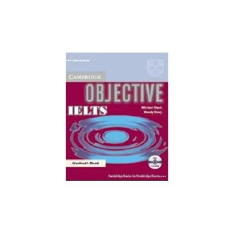 Objective IELTS Intermediate Student's Book + CD-ROM Cambridge University Press 9780521608824