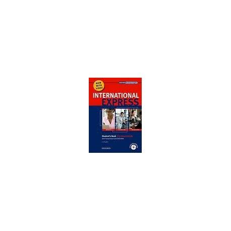 International Express Interactive Edition 2007 Pre-intermediate Student's Book with MultiROM & DVD Oxford University Press 9780194597388