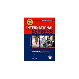 International Express Interactive Edition 2007 Pre-intermediate Student's Book with MultiROM & DVD