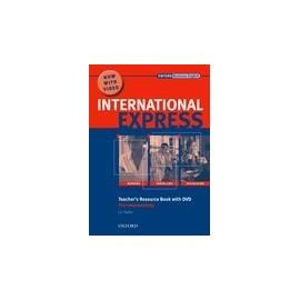 International Express Interactive Edition 2007 Pre-intermediate Teacher's Resource Book + DVD