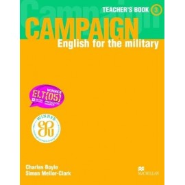 Campaign 3 Teacher's Book