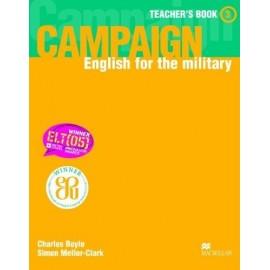 Campaign 3 Teacher's Book