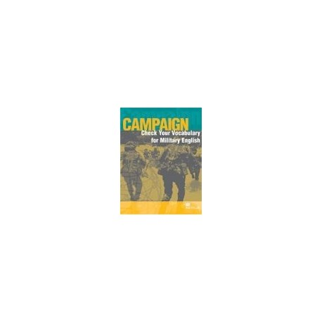 Campaign Dictionary Vocabulary Workbook Macmillan 9781405074179