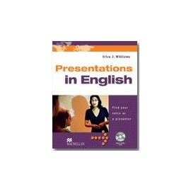 Presentations in English + DVD