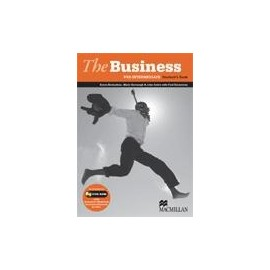 The Business Pre-Intermediate Student's Book + DVD-ROM