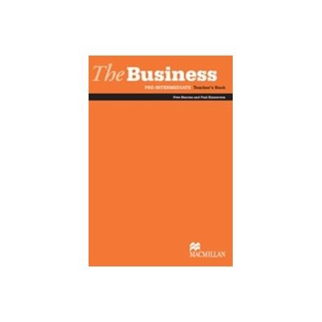 The Business Pre-Intermediate Teacher's Book