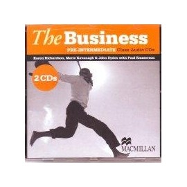 The Business Pre-Intermediate Class Audio CDs