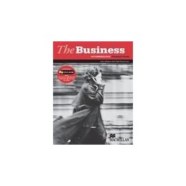 The Business Intermediate Student's Book + DVD-ROM