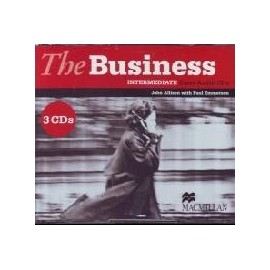 The Business Intermediate Class Audio CDs