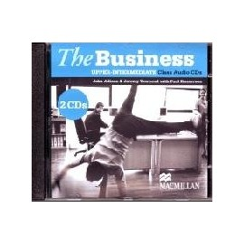 The Business Upper-Intermediate Class Audio CDs