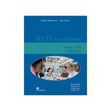 IELTS Graduation Study Skills Pack Macmillan 9781405080781