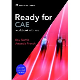 Ready for CAE Workbook w/k New Ed.