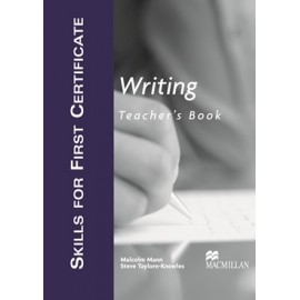 Skills for First Certificate - Writing - Teacher's Book