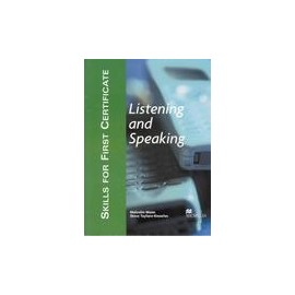 Skills for First Certificate - Listening and Speaking - Student's Book