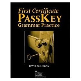 First Certificate PASSKEY Grammar Practice without key