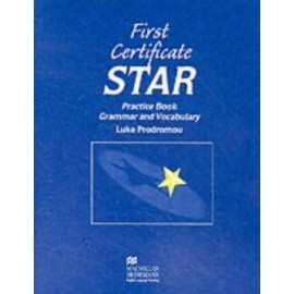 First Certificate Star Workbook without key