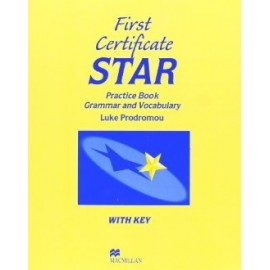 First Certificate Star Workbook w/k