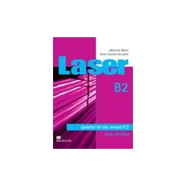 Laser B2 Student's Book and CD-ROM Pack New Ed.