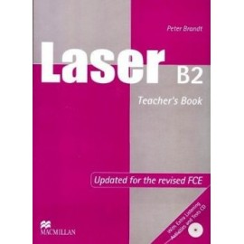Laser B2 Teacher's Book and Tests CD Pack New Ed.