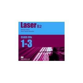 Laser B2 Class Audio CDs New Ed.