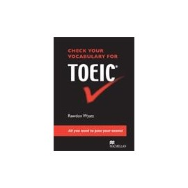 Check Your Vocabulary for TOEIC New Ed.