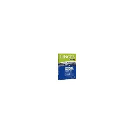 Lingea: Anglický Právnický Slovník Elektronický Aj-čj Čj-aj Lingea 9788087062500