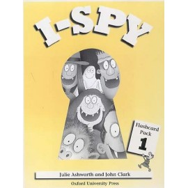 I-Spy 1 Flashcards