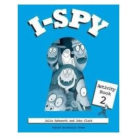I-Spy 2 Activity Book