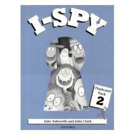 I-Spy 2 Flashcards