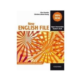 New English File Upper-intermediate Student's Book + CZ Wordlist