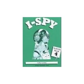 I-Spy 4 Activity Book