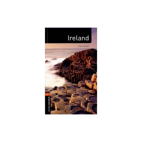 Oxford Bookworms Factfiles: Ireland + CD Oxford University Press 9780194235846