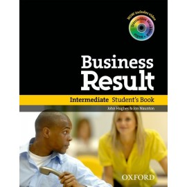 Business Result Intermediate Student's Book + DVD-ROM
