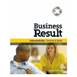 Business Result Intermediate Teacher's Book + DVD