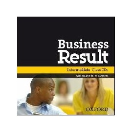 Business Result Intermediate Class CDs