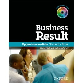 Business Result Upper-Intermediate Student's Book + DVD-ROM