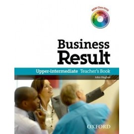 Business Result Upper-Intermediate Teacher's Book + DVD