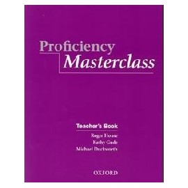 Proficiency Masterclass (New Edition) Teacher's Book